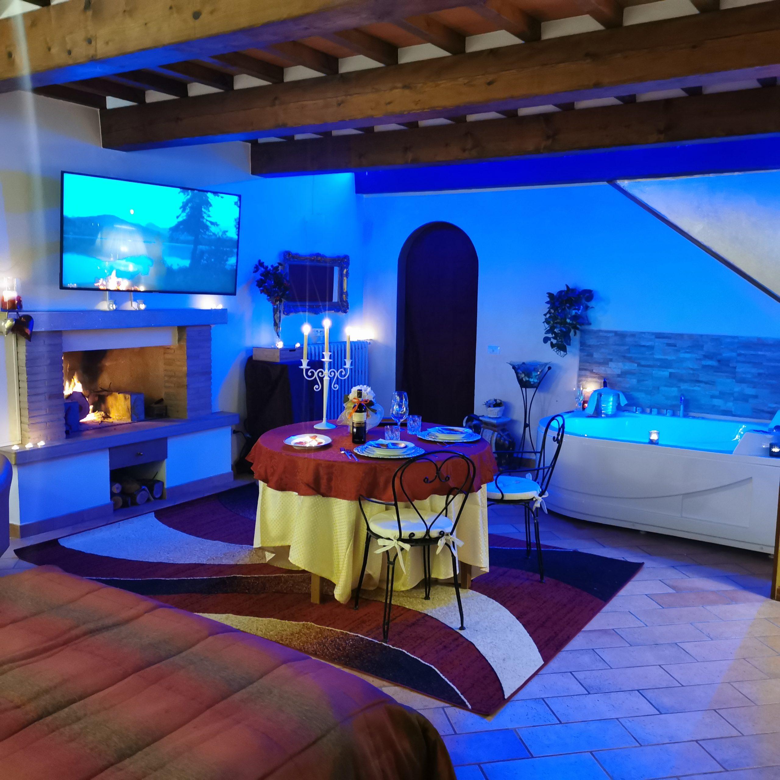 La suite la villa di Arezzo