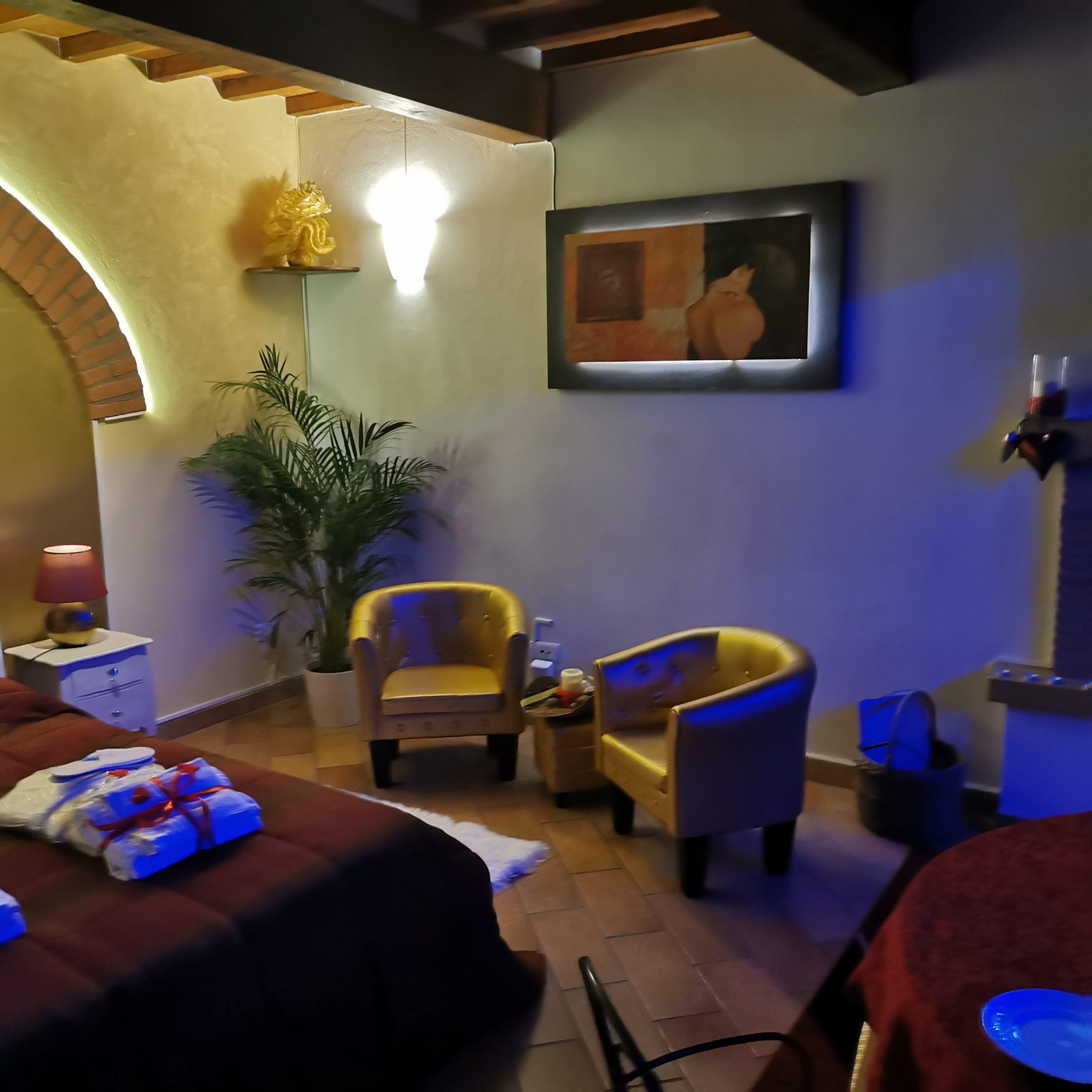 salotto suite in love