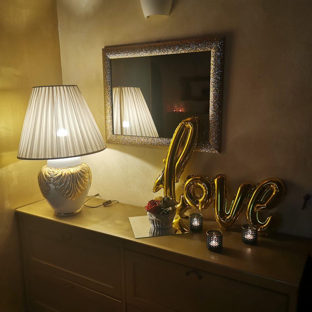 love suite la villa di arezzo